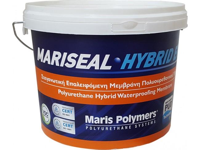 MARIS POLYMERS - MARISEAL AQUA HYBRID D ΛΕΥΚΟ - 20kg - Ελαστική, επαλειφόμενη πολυουρεθάνη, σε συνδυασμό με ακρυλικές ρητίνες, ενός συστατικού. Στεγανωτικό υλικό υβριδικής βάσεως.