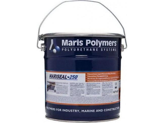 MARIS POLYMERS - MARISEAL 250 - 6kg - Επαλειφόμενη, πολυουρεθανική μεμβράνη διαλύτου.