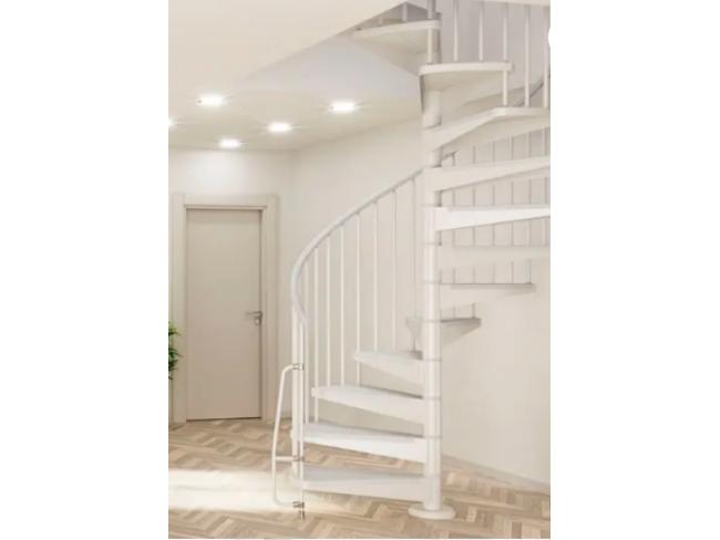 Σταθερή σκάλα εσωτερικού χώρου MOBIROLO MOTION - διάμετρος 120cm, ύψος έως 280cm.