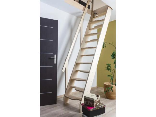 Σταθερή σκάλα εσωτερικού χώρου MILLER FAKRO - MSA Altero