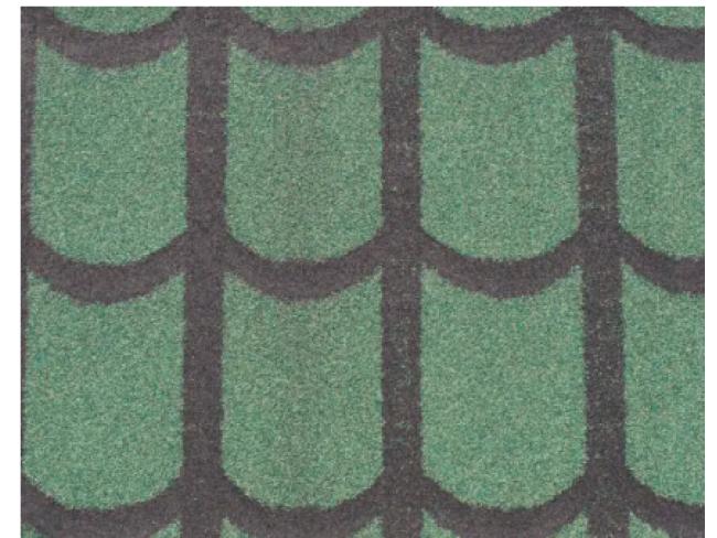 Αυτοκόλλητο Ασφαλτόπανο με σχέδιο κεραμίδι SCUDOART Κλασσικό - Ρολό 10m2.