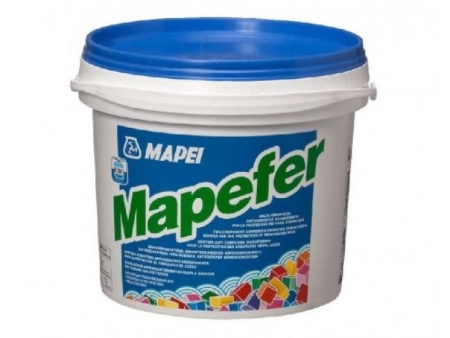 MAPEI - MAPEFER - 2kg - Αντισκωριακό τσιμεντοκονίαμα 2 συστατικών.
