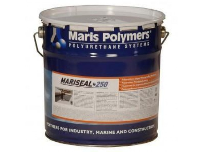 MARIS POLYMERS - MARISEAL 250 - Ελαστική, επαλειφόμενη, πολυουρεθανική μεμβράνη, ενός συστατικού.