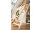Σταθερή σκάλα εσωτερικού χώρου MILLER FAKRO - MSU Universal