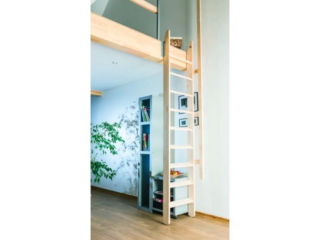 Σταθερή σκάλα εσωτερικού χώρου MILLER FAKRO - MSP Pivot - Ανακλινόμενη.