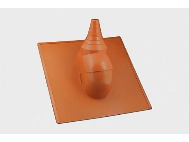 Δίοδος κεραίας με βάση για ασφαλτικό κεραμίδι.