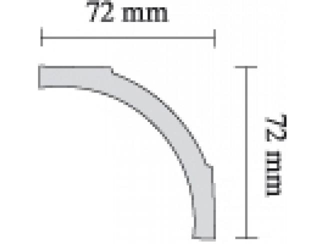 SAARPOR ΚΟΡΝΙΖΑ ΙΣΙΑ B10 - 2m.