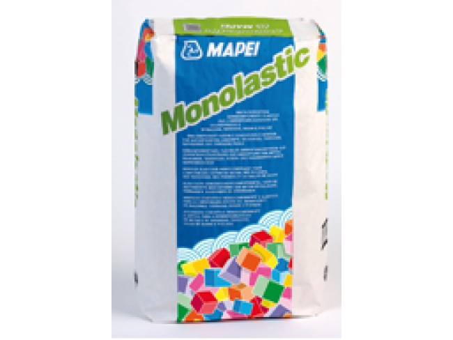 MAPEI - MONOLASTIC - 20kg - Στεγανωτικό τσιμεντοκονίαμα ενός συστατικού.