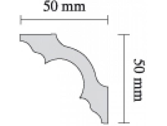 SAARPOR ΚΟΡΝΙΖΑ ΙΣΙΑ A50 - 2m.