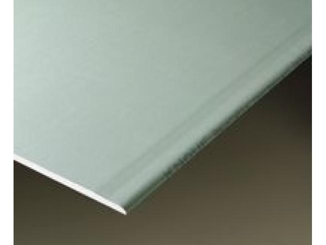 KNAUF - Γυψοσανίδα Άνθυγρη Η2 - 1.200 Χ 2.500 Χ 12,5mm με άκρα ΑΚ.