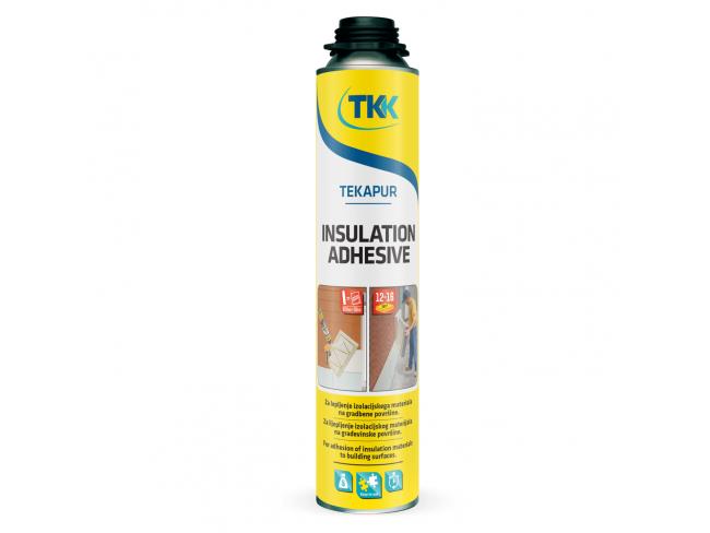 TKK - TEKAPUR -INSULATION ADHESIVE - Αφρός Πολυουρεθάνης Πιστολιού 800 ml